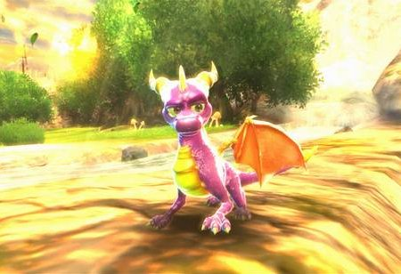 Bloom - The Legend of Spyro: Dawn of the Dragon