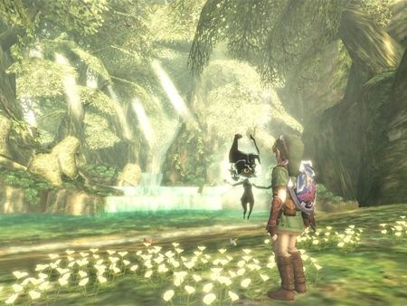 Bloom - The Legend of Zelda: Twilight Princess