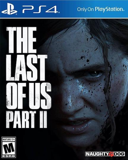 The Last of Us: Part II game box