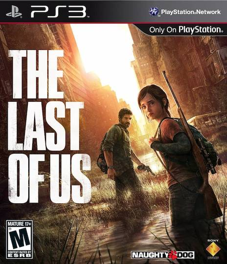 The Last of Us game box