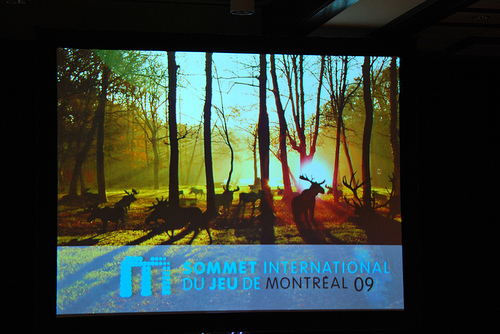 Montreal International Game Summit / Sommet international du jeu de Montréal