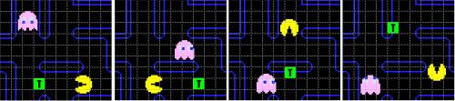 Pac-man A.I.