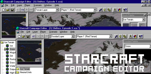 Starcraft Campaign Editor